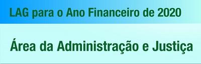 Linhas de Acção Governativa para o Ano Financeiro de 2020 Área da Administração e Justiça