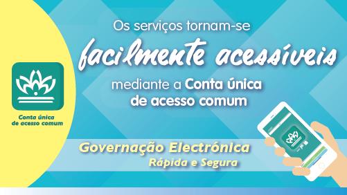 Governação Electrónica Rápida e Segura